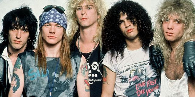 Aula de guitarra: Sweet Child O Mine, do Guns N Roses