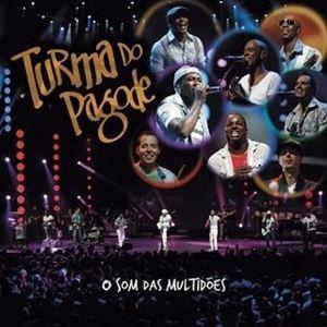 CD - Turma do Pagode – Pegou na Veia (Ensaio DVD 2014)