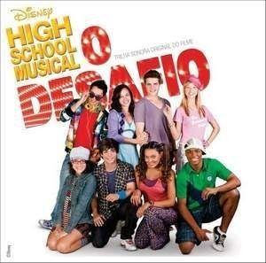 discografia high school musical: