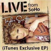 Live From SoHo (iTunes Exclusive EP)
