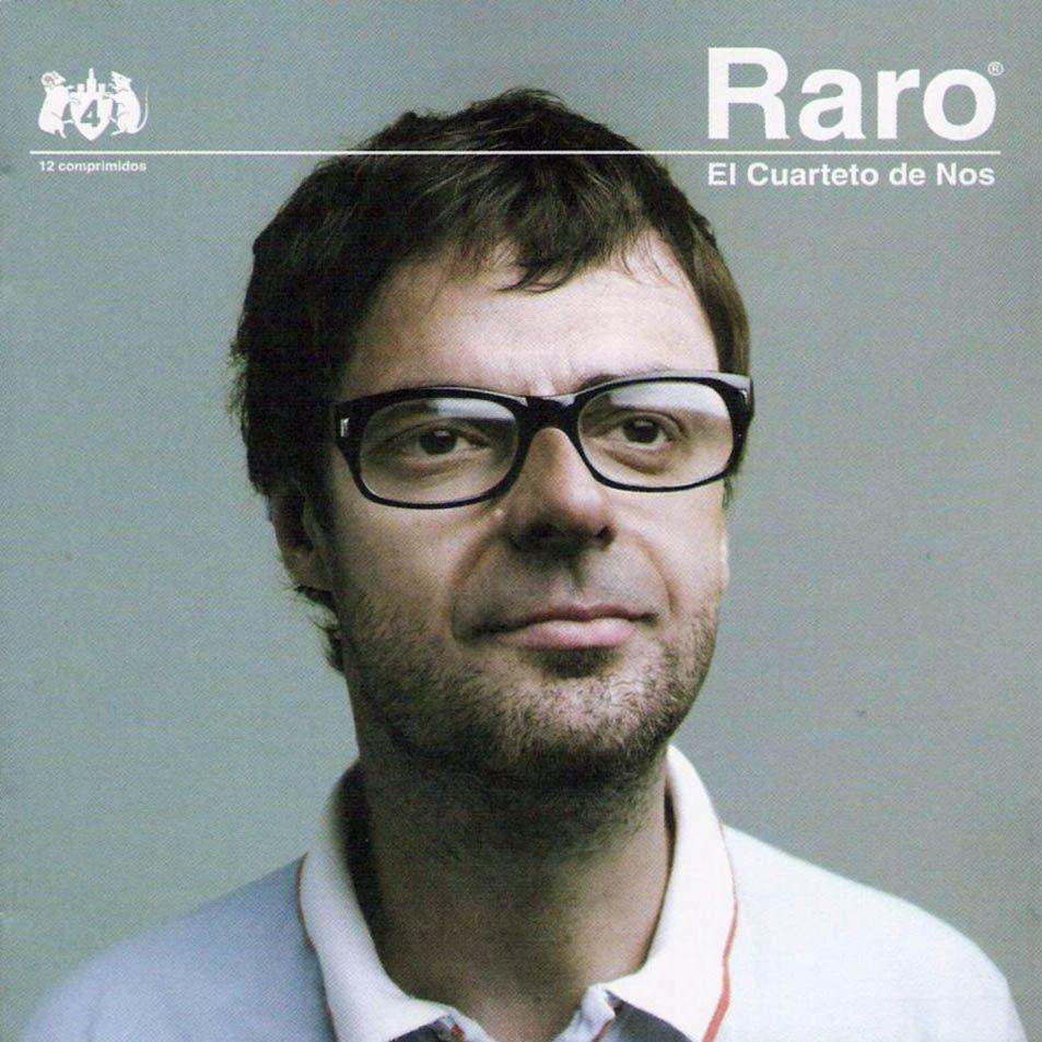 Raro | Discografía de El Cuarteto de Nos en Letras.com