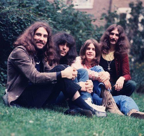 Black Sabbath - N.i.b Intro Bass