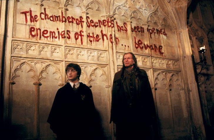 Harry Potter - Hedwig's Flight