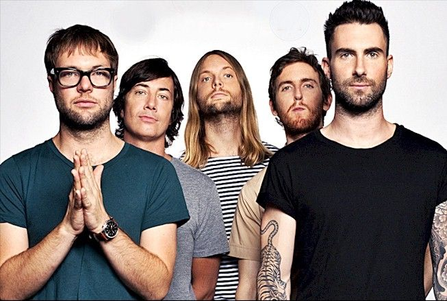 Maroon 5 - This Love Acoustic