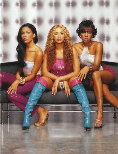 videoclip de destiny s child say my name: