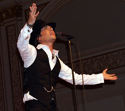 Rufus Wainwright - Hallelujah (Leonard Cohen Cover)