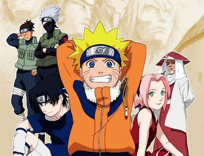 Naruto - Sadness and Sorrow