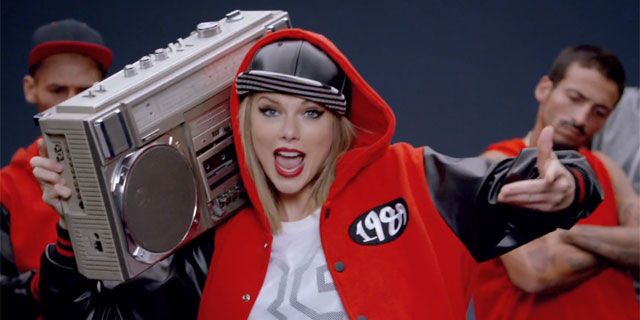 Shake It Off: assiste el nuevo clip de Taylor Swift