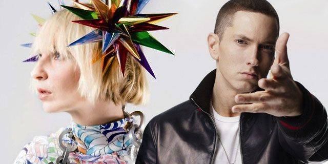 Guts Over Fear: veja o lyric video da parceria de Eminem e Sia
