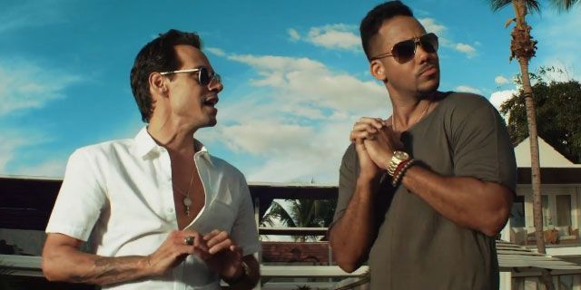 Romeo Santos y Marc Anthony: mira el video de Yo También