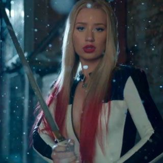 Iggy Azalea lanza video clip de Black Widow con Rita Ora