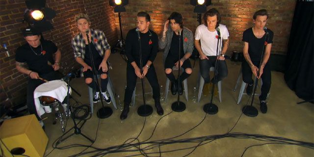 1D: vea la versión acústica de Night Changes