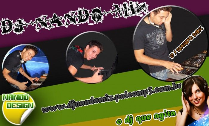 DJ NANDO MIX (NANDO DESIGN)