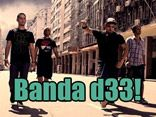 Banda d33!