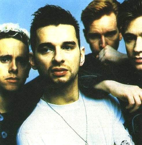 letras canciones depeche mode: