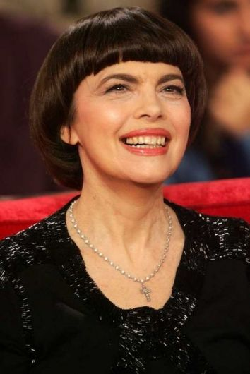 Mireille MathieuMireille Mathieu
