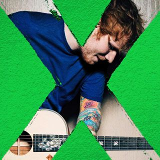 Disco do dia: X, do Ed Sheeran